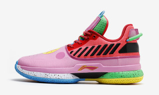 Li-Ning Celebrates the Year of the Pig With Colorful WOW 7