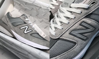 Here's Your First Look at New Balance's New 990v5