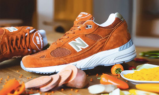 "New Balance's ""Burnt Orange"" 991 Is a Sneaker You Need in Your Rotation"