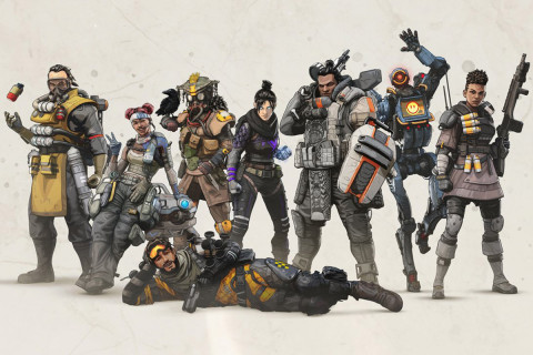 Apex Legends Replaces Fortnite As The King Of Battle