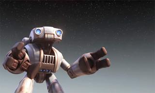 Pixar's 'Smash and Grab' Short Is Giving Us Big 'Wall-E' Vibes