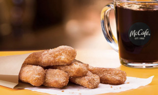 McDonald's Donut Sticks Look Like Churros But Even Better