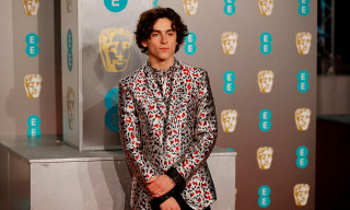 Timothée Chalamet, A$AP Rocky & Travis Scott Are Taking Red Carpet Suiting to Another Level