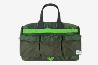 Ovadia   Sons   PORTER Go Green With Military-Inspired Bag Collection 1502597a3b922
