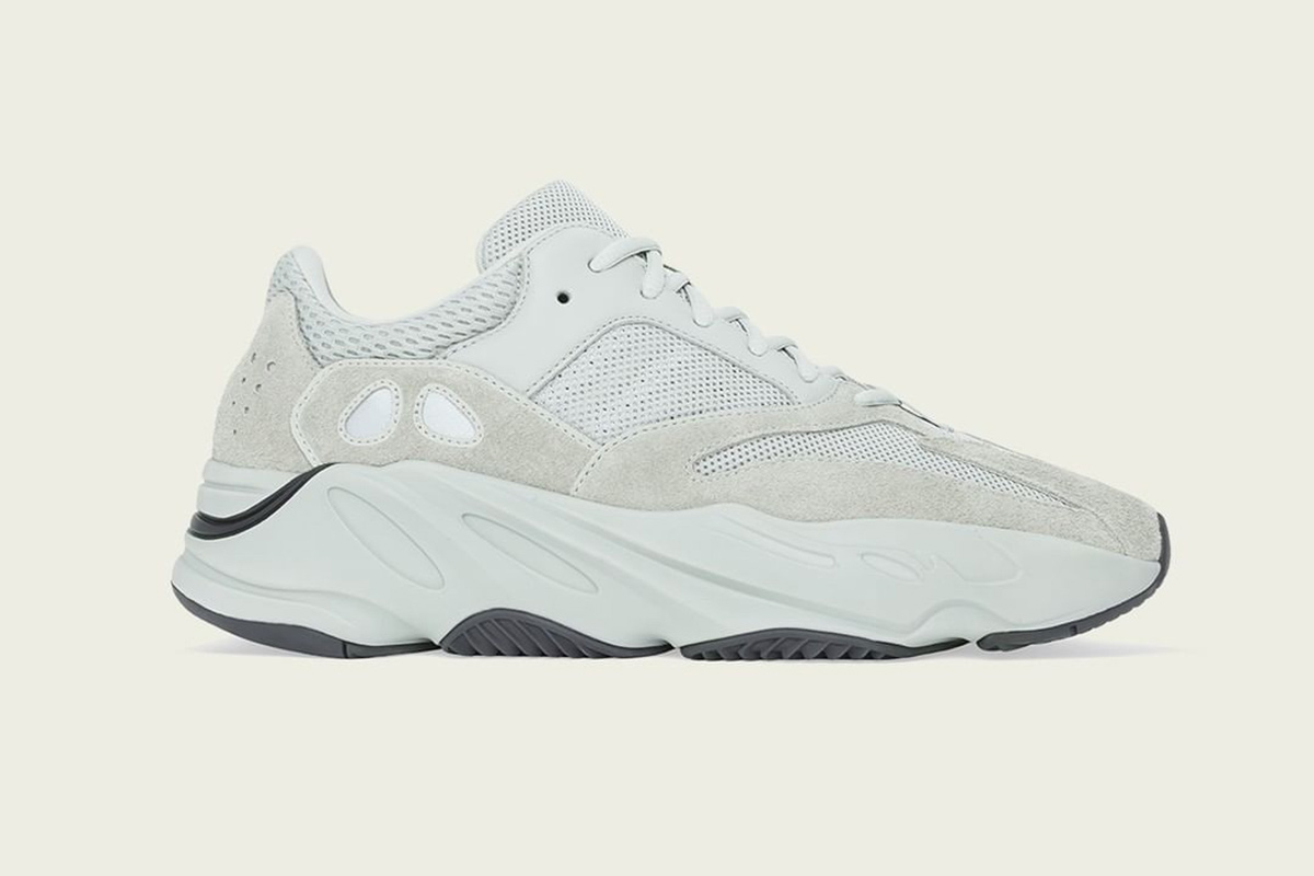 """new arrival f6e20 735d0 The Very First """"Salt"""" YEEZY Boost 700s are Now Available at ..."""