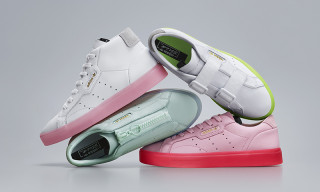 adidas Debuts New Pastel Colorways of Its Women's Sleek Sneaker