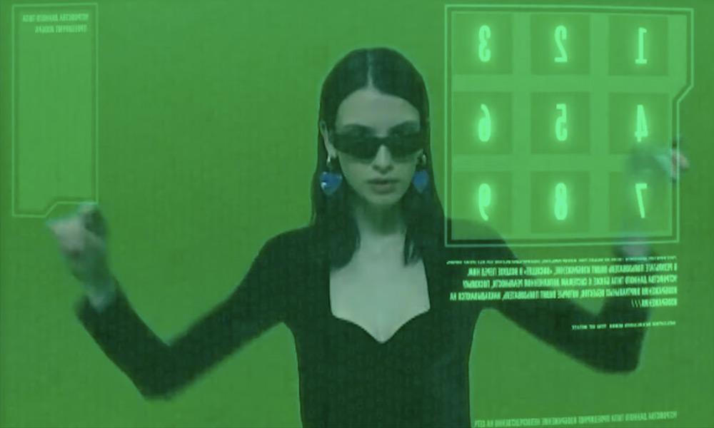 Balenciaga Channels The Matrix In Summer 2019 Campaign Film