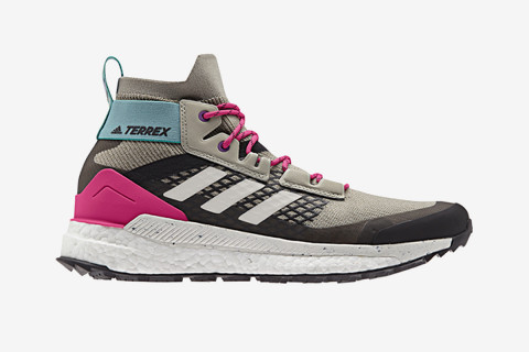c2fe9ea4b07f1a adidas  Boost Terrex Free Hiker Receives a Poppin  Second Colorway