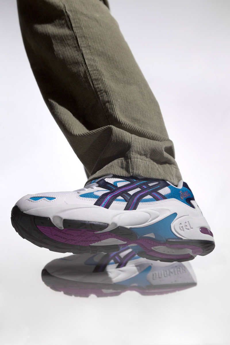 ASICS Unveils the GEL-Kayano 5 in a Tasty Grape-Tinged Colorway