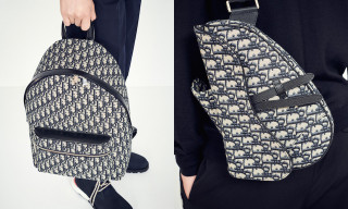 Kim Jones Debuts Dior's Luxe Oblique-Patterned Accessories