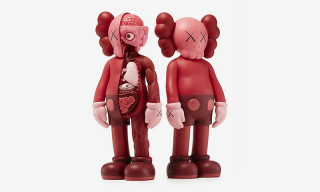 "KAWS Is Re-Releasing His ""Blush"" Companion Figures for Valentine's Day"