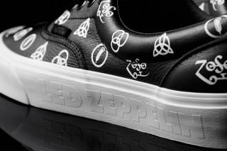 22cb34b3e20 Led Zeppelin x Vans 50th Anniversary Collection  Official Info