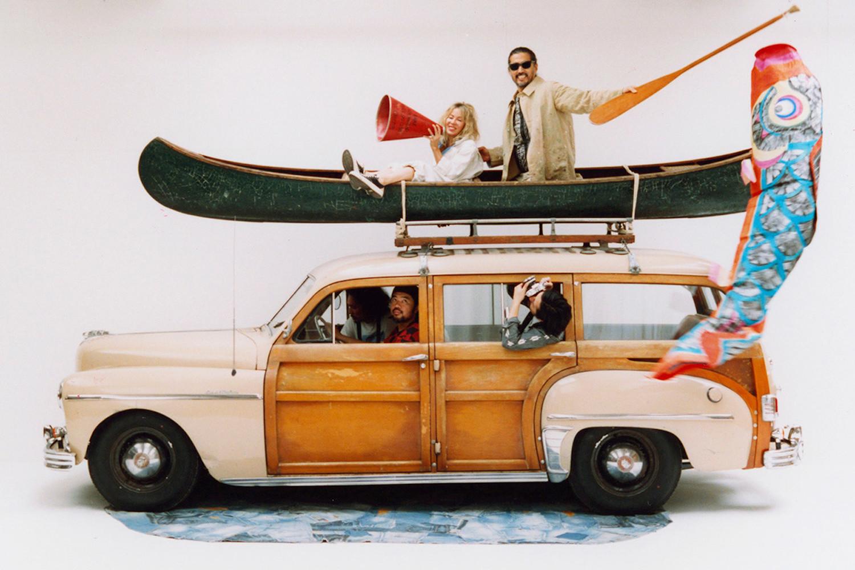 visvim's Indigo Camping Trailer SS19 Debuts More Americana Heat