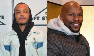 "T.I. Slams Floyd Mayweather for Supporting Gucci in New Diss Track ""F**K N***A"""