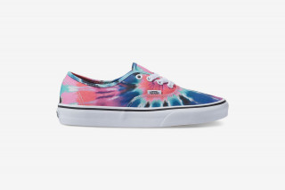 9dd1fcda65c8 Vans Appeals to Your Inner Hippie With New Tie-Dye Sneakers