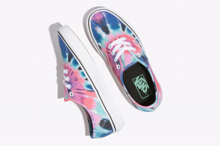 eca2a33d13b1 Vans Appeals to Your Inner Hippie With New Tie-Dye Sneakers. By Jonathan  Sawyer in Sneakers  Feb 15