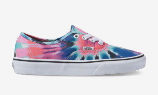 Vans Appeals to Your Inner Hippie With New Tie-Dye Sneakers