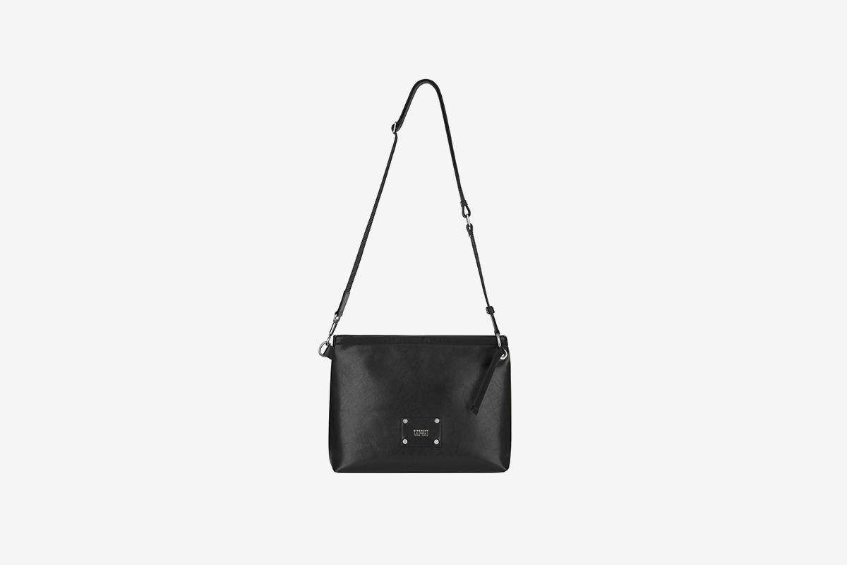 "The messenger bag also has a bottom handle allowing you to carry it as a  pouch. Givenchy s new "" ... f98263ecc4"