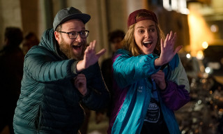 Seth Rogen & Charlize Theron Are an Unlikely Pair in 'Long Shot'
