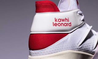 Here's Your Best Look Yet at New Balance's Kawhi Leonard Signature Sneaker