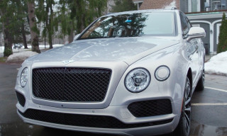 The 2019 Bentley Bentayga V8 Is a Perfect Blend of Sport & Luxury