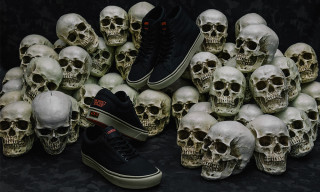 """The Darkside Initiative x Vans Vault ComfyCush LX Sneakers """"Don't Like You Either"""""""