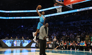 Here's Every Shot From This Year's Insane NBA All-Star Dunk Competition