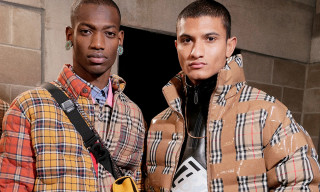 Riccardo Tisci Nails the Pivot From Street to Chic With Burberry FW19