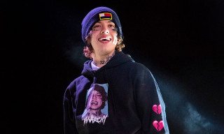 Lil Xan Announces He's Going to Be a Father