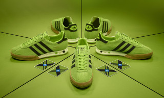 size? & adidas Team Up on a Lime Green Kegler Super