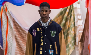 Grace Wales Bonner Pays Homage to African-American Artists for FW19