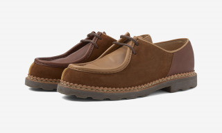 Trade In Your Sneakers For These Asymmetrical Wallabee-Style Dress Shoes