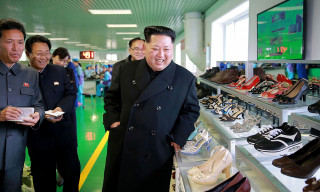 North Korea Instructs Shoe Factories to Copy Sneaker Brands