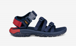 EXCLUSIVE: Teva & Herschel's New Sandals Are Vacation-Ready