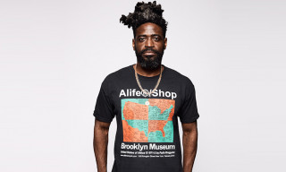 Alife Honors Black History Month With Brooklyn Museum Collab