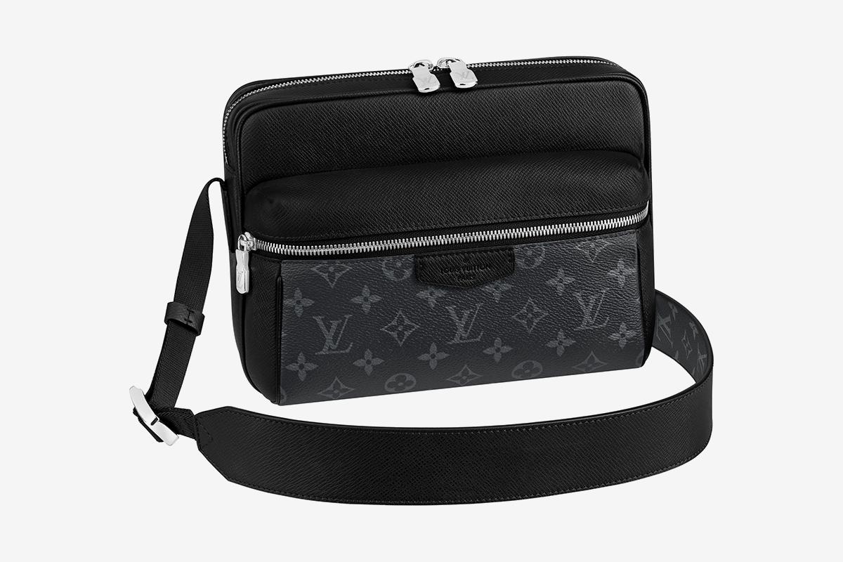 Spiksplinternieuw Louis Vuitton Debuts Its New Taïgarama Leather Goods Line – HUSH WW-16