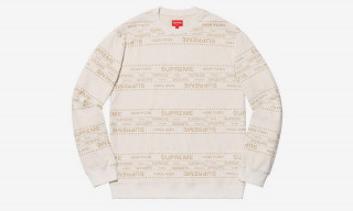 This Supreme SS19 Crewneck Hints at New Store in Milan