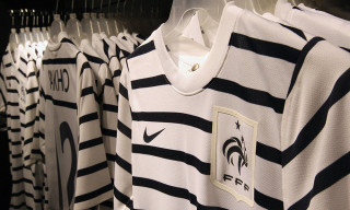 Remembering When Karl Lagerfeld Helped Nike Launch Its French Football Takeover