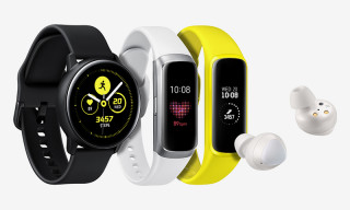 Samsung's New Wearables Include an Updated Galaxy Smartwatch, Fitness Tracker & Earbuds