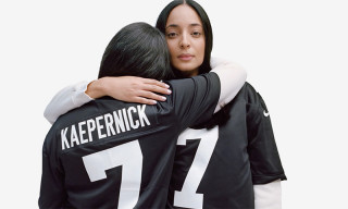 "Nike Pays Tribute to Colin Kaepernick With Special Edition ""7"" Jersey"