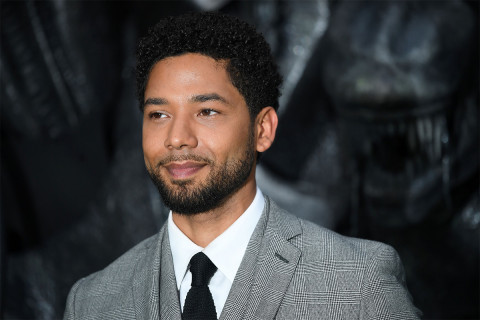 'Empire' Star Jussie Smollett Arrested for Allegedly Faking Hate Crime