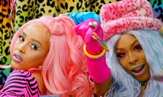 "Doja Cat & Rico Nasty Stay Twinning With Their ""Tia Tamera"" Video"