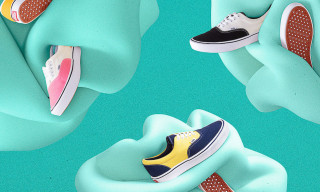 "Vans Drops ComfyCush Era Sneakers That Feel ""Like You're Walking on a Cloud"""