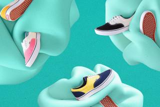 "68867caf1697bb Vans Drops ComfyCush Era Sneakers That Feel ""Like You re Walking on a Cloud"""