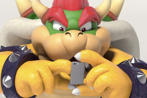 Bowser Is Now the President of Nintendo & the Internet Can't Handle It