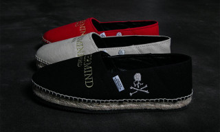 mastermind x Suicoke Team Up Again With Casual Espadrille