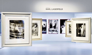 You Can See Three Decades of Karl Lagerfeld's Photography in a New Exhibition
