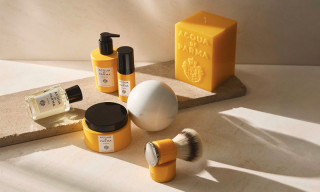 Acqua di Parma's New Shaving Collection Makes You Look Sharp & Smell Fresh