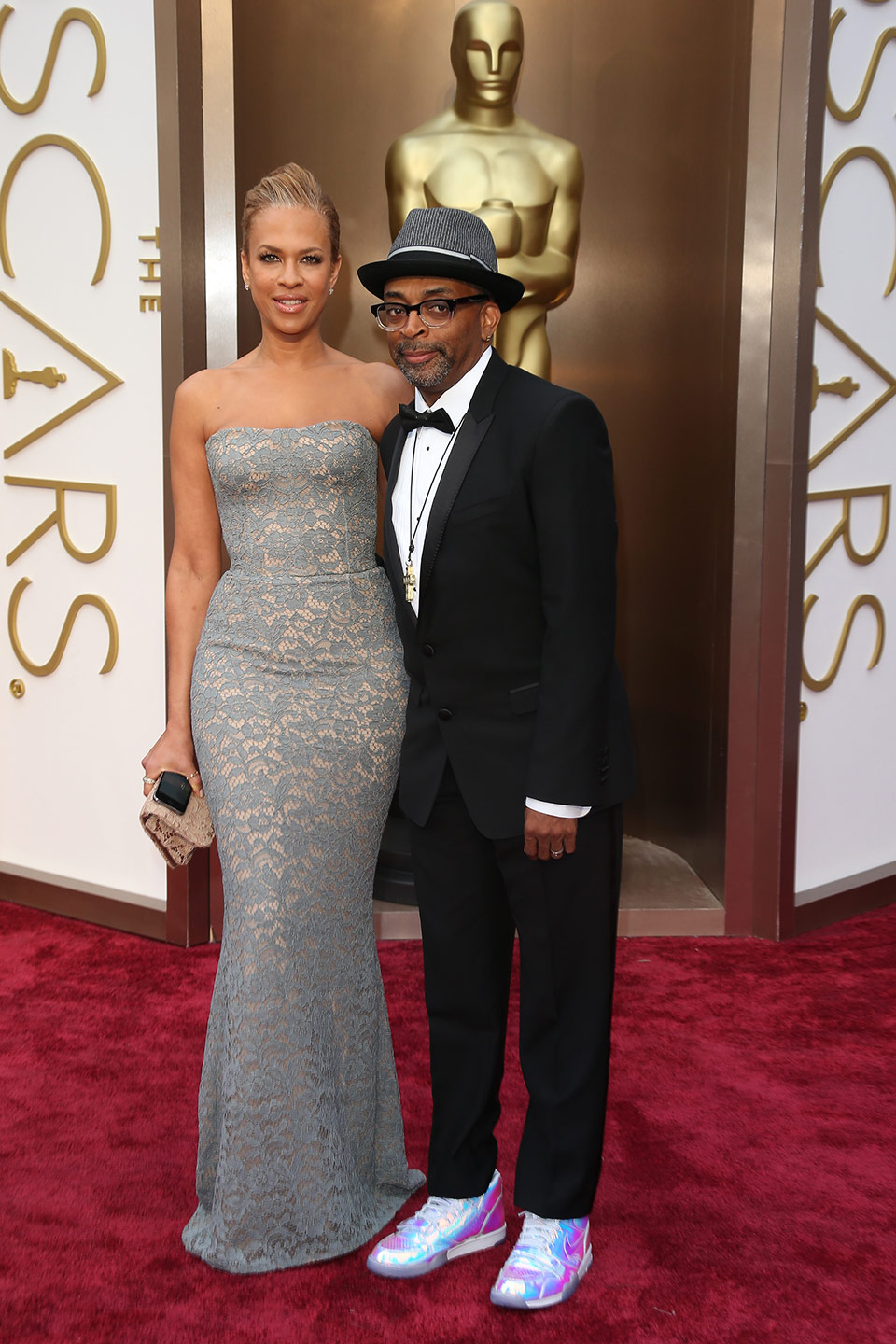2c125d7511a8af Spike Lee Has Been Killing the Red Carpet Sneaker Game For Years ...