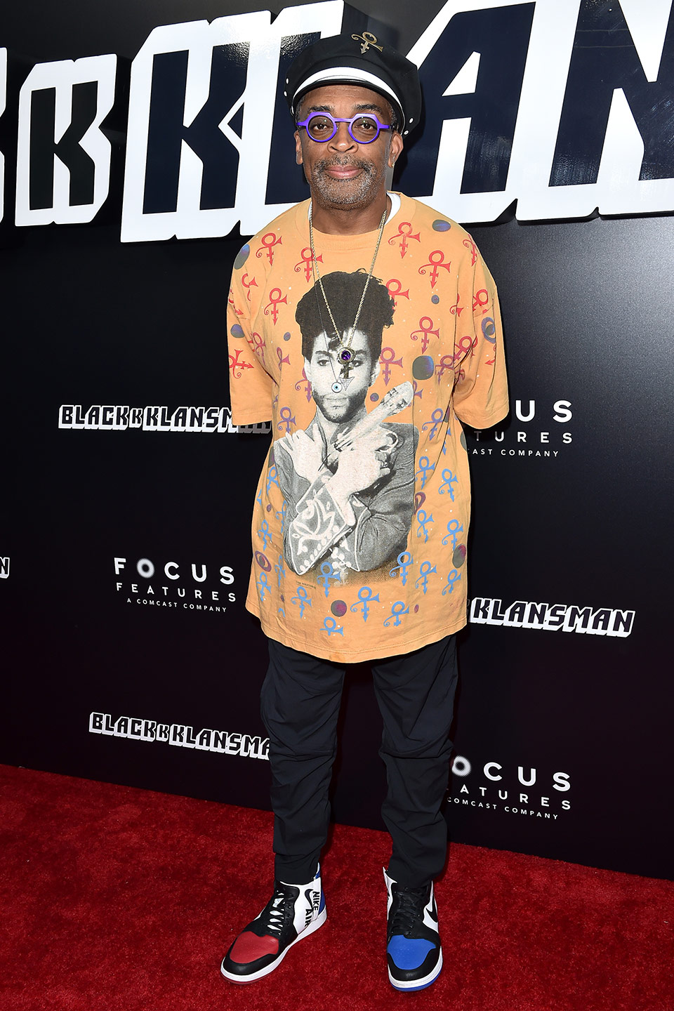 f724ca9819d94b Spike Lee Red Carpet Sneakers